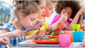 Servicio de transporte y comedor para niñ@s de otros centros